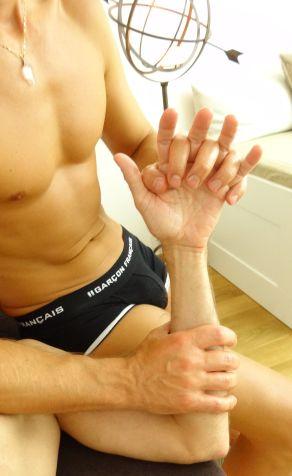 Massage sportif franck gay paris