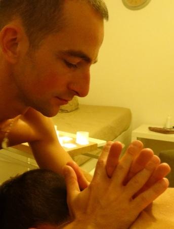 Massage suédois franck gay paris
